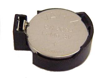 Varta 1 central locking battery